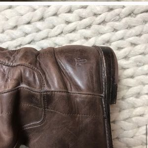 Frye Shoes - EUC Frye Paige Tall riding boot extended calf
